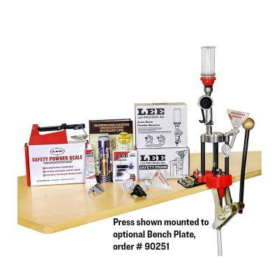 Challenger Breech Lock kit ( primer manual) LEE