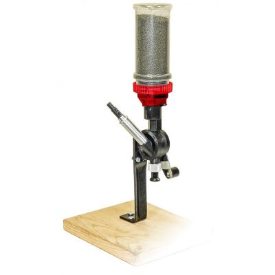 Powder measure micrometric powder table LEE