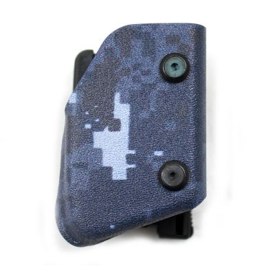 H&S camouflage blue rollers magazine holder