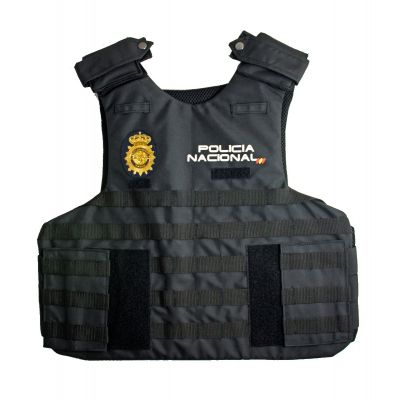 Bulletproof vest TC10 level IIIA w / outer holster