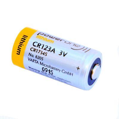 CR123 3V battery