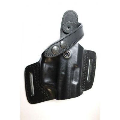 Funda bikini HK Compact,  P99 Vega cuero negro zurdo
