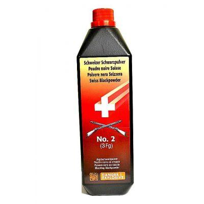 Swiss black powder type 2