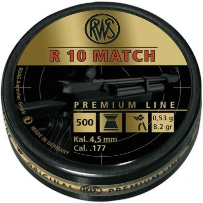 Balines 4,49 R10 Match Rifle RWS (500)