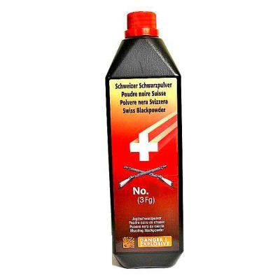 Swiss black powder type 3 (1Kg)