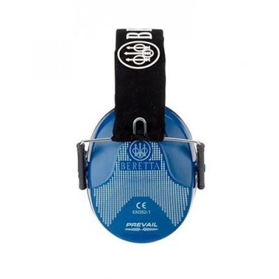 Ear protection is Beretta CF10 Blue
