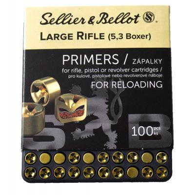 Primer large Rifle S&B