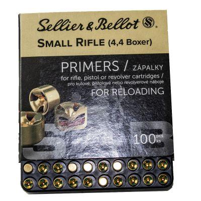 Primer Small Rifle S&B