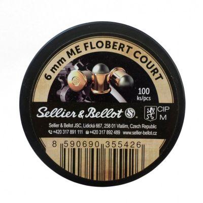 Cartridge 6mm Flobert S&B