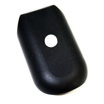 Black aluminum magazine cover for funnel Tanfoglio Small Frame