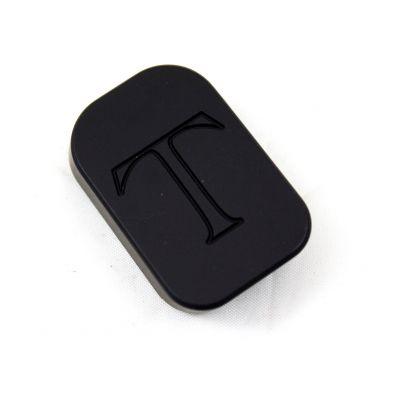 Base pad Limited Custom HC aluminum T black Tanfoglio