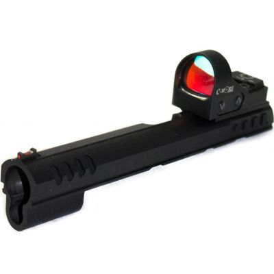 Corredera 9 Stock Optic negra s/visor Tanfoglio