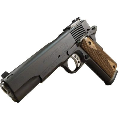 9 Witness 1911 Custom pistol black Tanfoglio