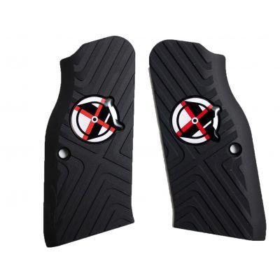 Grip Stock / Limited black aluminum Xtreme Tanfoglio Small Frame