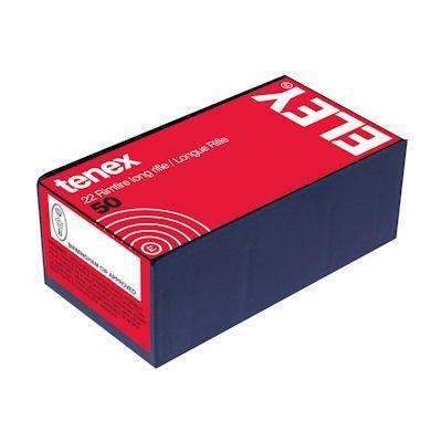 Cartridge 22 Eley Tenex