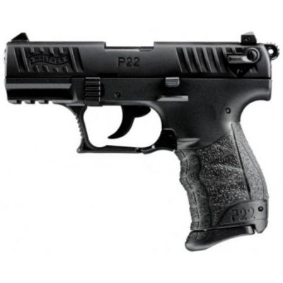22 Walther P22Q pistol (10)