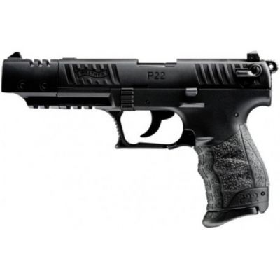 22 Walther P22Q Target pistol