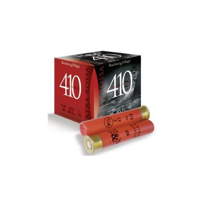 Cartridge 410 Mag num (7,5) Extra Rossa