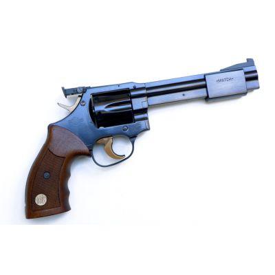 "Revolver 38 MR Match Manurhin 5"" 3/4"