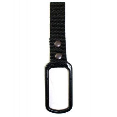 Baton holster square baton