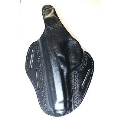 Colt 1911 Black Vega Molded Leather Holster