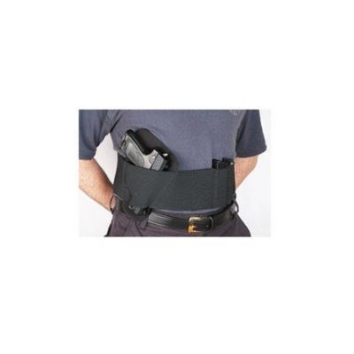Elastic Holster rev. 2.-4. cordura surface surface / leather
