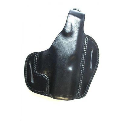 Holster pack HK black leather