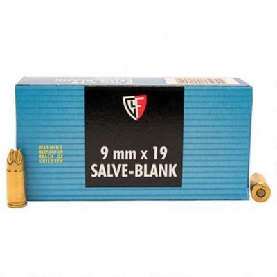 Blank Fiocchi 9 blank cartridge (50u)