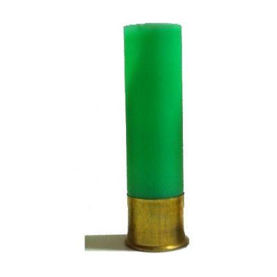 Vaina 12-70 verde sin piston Fiocchi (100u)
