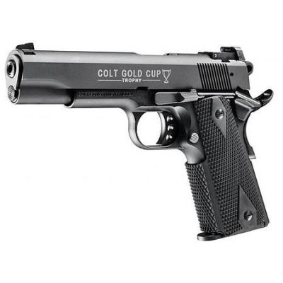 22 Colt 1911 Gold Cup Walther pistol