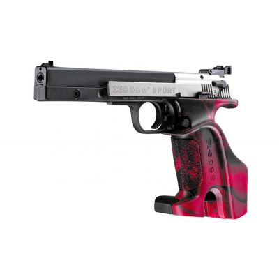 22 Hammerli X-esse Sport pistol with Long grip