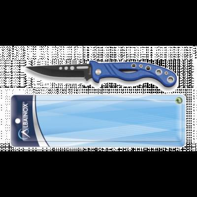 Knife grip s aluminum sheet 6,5cm Albainox