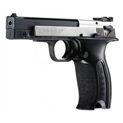 22 Hammerli X-esse Short pistol