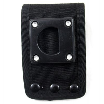 Belt support with walkie adapter