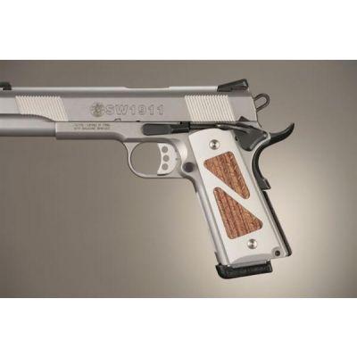 Cacha 1911 aluminio-madera claro