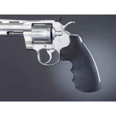 Grip rubber fingers marked Colt Python Hogue