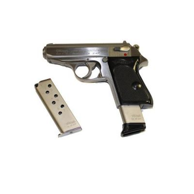 7.65 Walther PPK pistol. Used