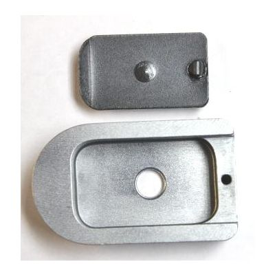 Tapa cargador aluminio Stock Tanfoglio