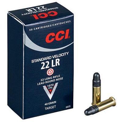 Cartridge 22 CCI standard