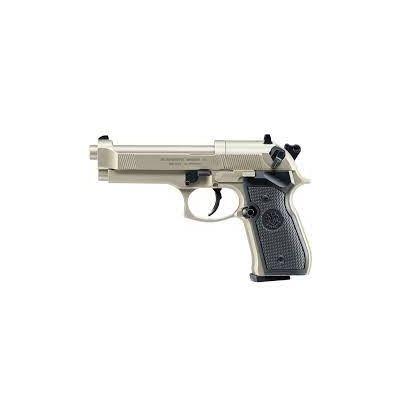 Beretta M92FS Nickel Umarex 4,5 Co2 Pistol