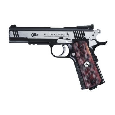 4,5mm Co2 Colt Special Combat Classic Umarex pistol