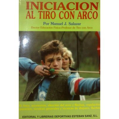 Archery initiation book