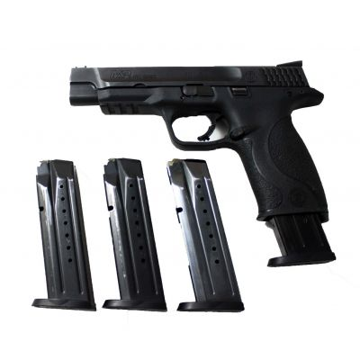 Pistola 9 MP9 Pro Series SW. Ocasion