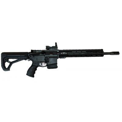 Rifle 222 ADC M5 Plus. Used