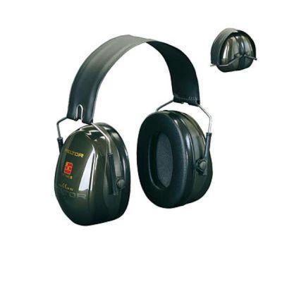 Ear protection is Optime II folding Peltor