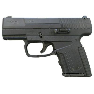 Pistol 9 Walther PPS