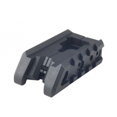 AR-15 polymer picatinny TDI frame