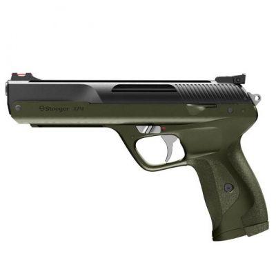 Gun 4,5 XP4 Green STOEGER