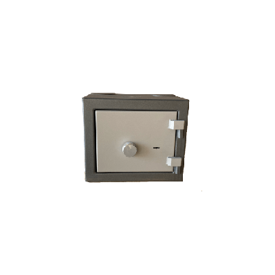 Gun safe SEG310 2 mini handguns with key SPS grade III