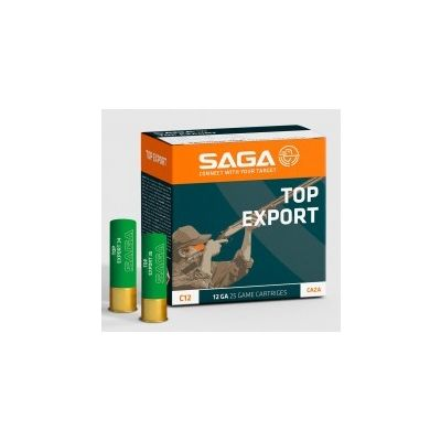 Cartridge 12 (6) 32gr Saga Export